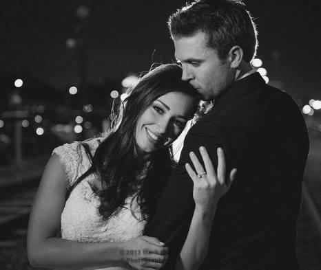 Brian-Dozier-Renee-Hrapmann-wedding
