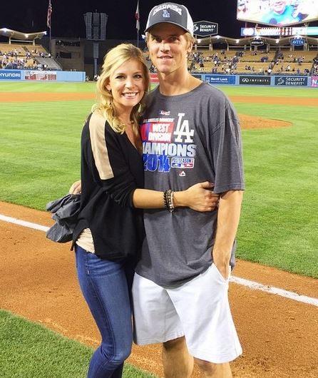 Emily Greinke Married life