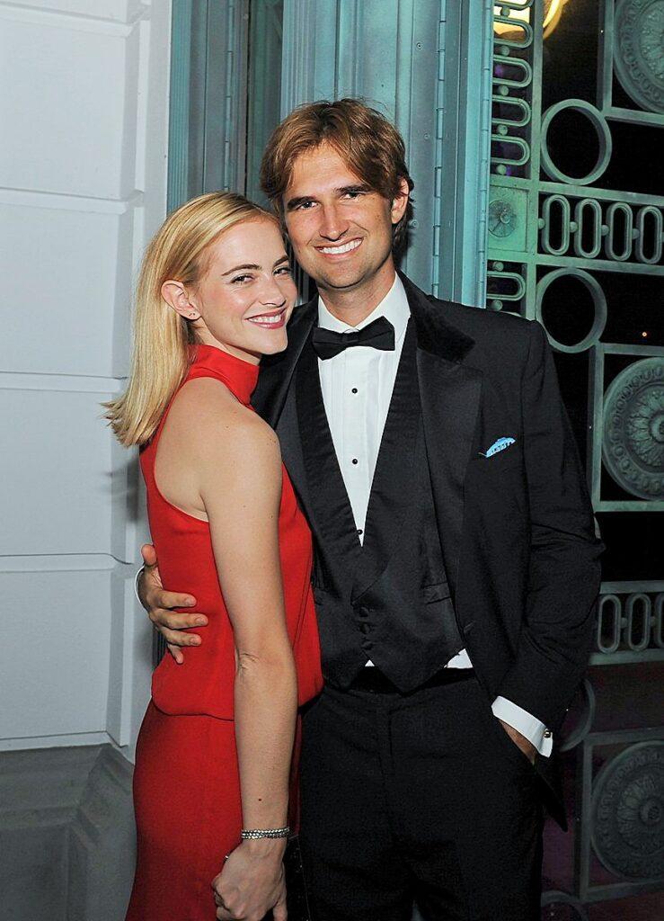 Emily Wickersham Blake Hanley Wife Net Worth