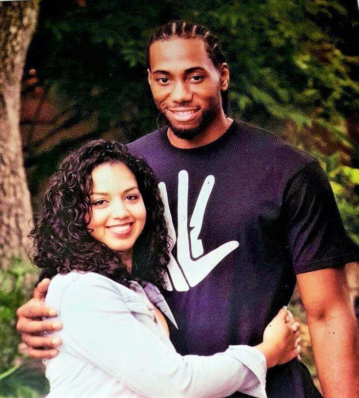 Kishele Shipley Kawhi Leonard's Partner Wife