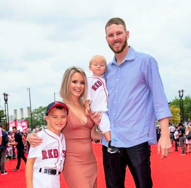 Net Worth and Brianne Aron With Family