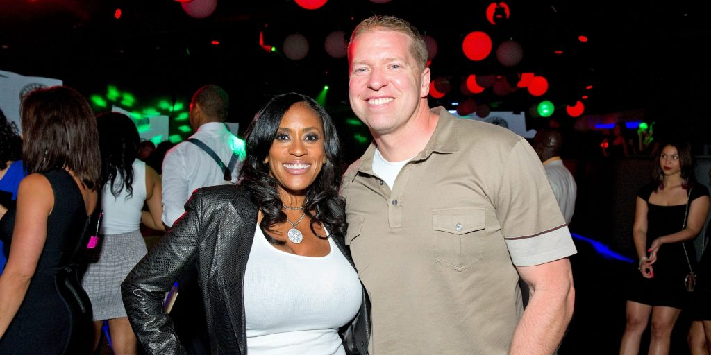 Net Worth and Kenya Duke her boyfriend Gary Owen