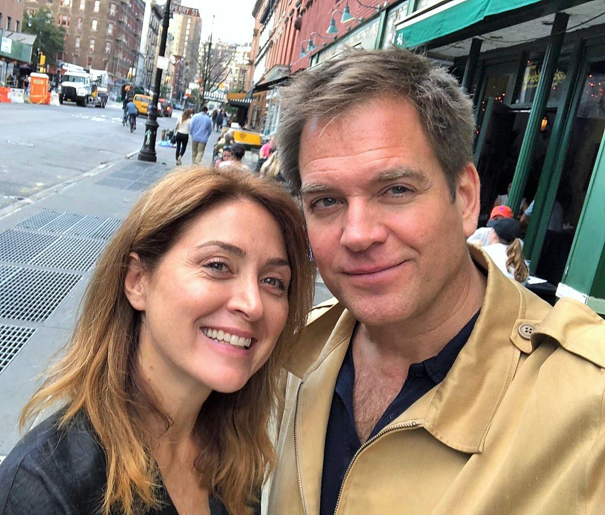 Sasha Alexander with Husband and Net worth
